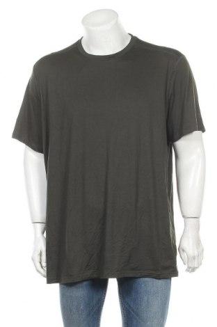Ανδρικό t-shirt Champion, Μέγεθος XXL, Χρώμα Πράσινο, 94% πολυεστέρας, 6% ελαστάνη, Τιμή 13,58€