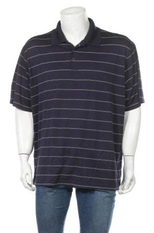 Ανδρικό t-shirt Champion, Μέγεθος XXL, Χρώμα Μπλέ, Πολυεστέρας, Τιμή 11,11€