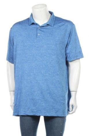 Ανδρικό t-shirt Champion, Μέγεθος XXL, Χρώμα Μπλέ, Τιμή 10,49€