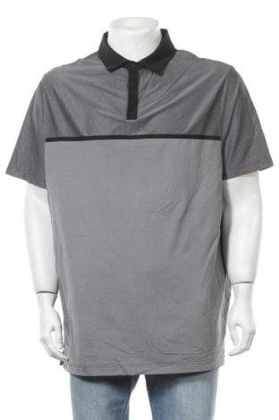 Ανδρικό t-shirt Champion, Μέγεθος XXL, Χρώμα Γκρί, 89% πολυεστέρας, 11% ελαστάνη, Τιμή 11,43€