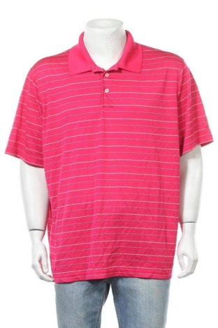 Ανδρικό t-shirt Champion, Μέγεθος XXL, Χρώμα Ρόζ , Πολυεστέρας, Τιμή 10,52€