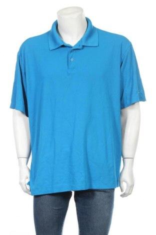 Ανδρικό t-shirt Champion, Μέγεθος XXL, Χρώμα Μπλέ, Πολυεστέρας, Τιμή 11,04€