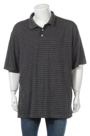 Ανδρικό t-shirt Cherokee, Μέγεθος XXL, Χρώμα Γκρί, 65% βαμβάκι, 35% πολυεστέρας, Τιμή 7,79€