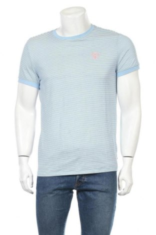 Мъжка тениска Chiemsee, Размер M, Цвят Син, Памук, Цена 37,96лв.