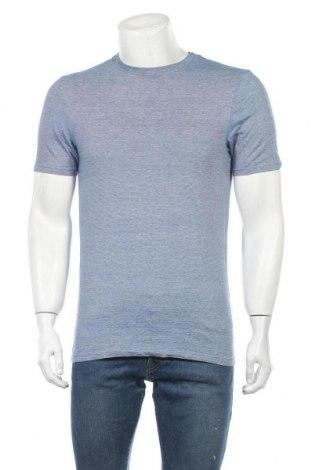 Мъжка тениска Cool Code, Размер S, Цвят Син, Памук, Цена 11,34лв.