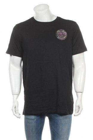 Мъжка тениска Cotton On, Размер XL, Цвят Черен, Памук, Цена 15,96лв.