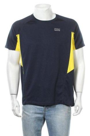Мъжка тениска Crivit, Размер XL, Цвят Син, Полиестер, Цена 15,12лв.