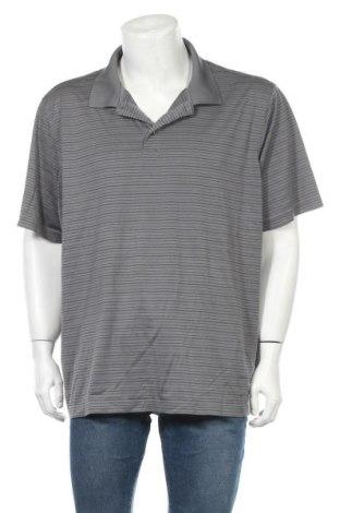 Мъжка тениска Croft & Barrow, Размер XXL, Цвят Сив, Полиестер, Цена 15,75лв.