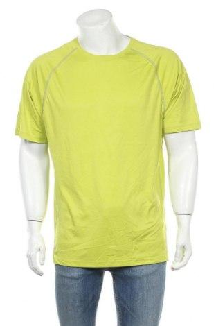 Мъжка тениска Deval, Размер XXL, Цвят Зелен, Полиестер, Цена 16,96лв.