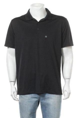 Мъжка тениска Eddie Bauer, Размер L, Цвят Черен, Полиестер, Цена 31,92лв.