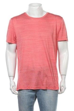 Ανδρικό t-shirt Energetics, Μέγεθος XXL, Χρώμα Ρόζ , Πολυεστέρας, Τιμή 6,07€