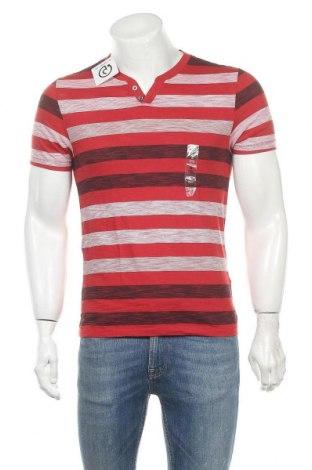 Мъжка тениска INC International Concepts, Размер S, Цвят Червен, Памук, Цена 47,78лв.