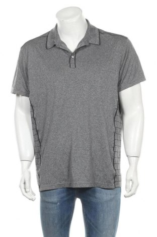 Мъжка тениска INC International Concepts, Размер XXL, Цвят Сив, Полиестер, Цена 21,84лв.