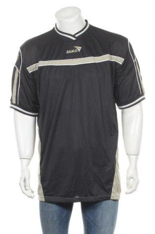 Ανδρικό t-shirt Jako, Μέγεθος XXL, Χρώμα Μπλέ, Πολυεστέρας, Τιμή 9,26€