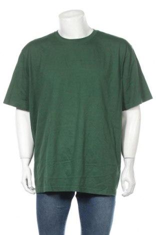 Мъжка тениска L.L. Bean, Размер XXL, Цвят Зелен, Памук, Цена 13,39лв.