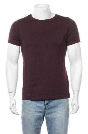 Мъжка тениска Land's End, Размер S, Цвят Лилав, Цена 17,96лв.