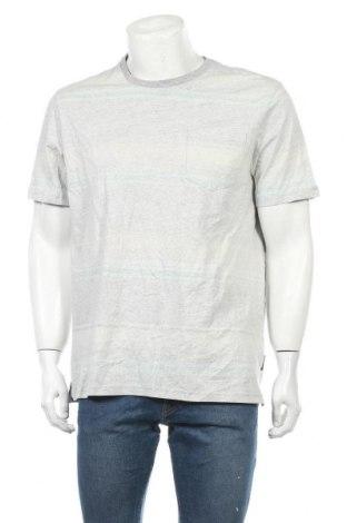 Мъжка тениска Maddox, Размер XL, Цвят Сив, Памук, Цена 27,41лв.