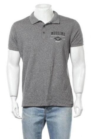 Мъжка тениска Mossimo, Размер XL, Цвят Сив, Памук, Цена 16,96лв.