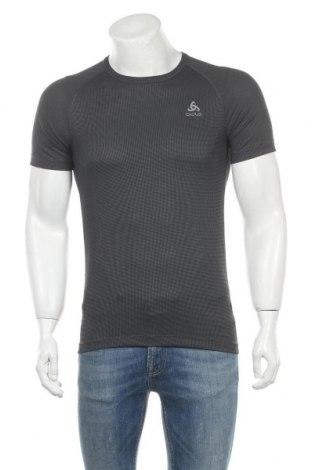 Мъжка тениска Odlo, Размер L, Цвят Сив, Цена 14,28лв.