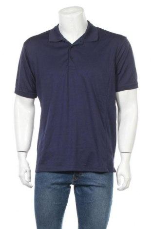 Ανδρικό t-shirt Premier, Μέγεθος XXL, Χρώμα Μπλέ, Πολυεστέρας, Τιμή 6,79€