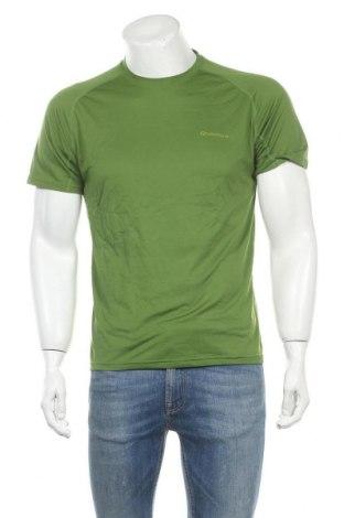 Мъжка тениска Quechua, Размер L, Цвят Зелен, Полиестер, Цена 14,70лв.