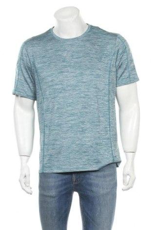 Мъжка тениска Rodeo, Размер XXL, Цвят Син, Полиестер, Цена 16,96лв.
