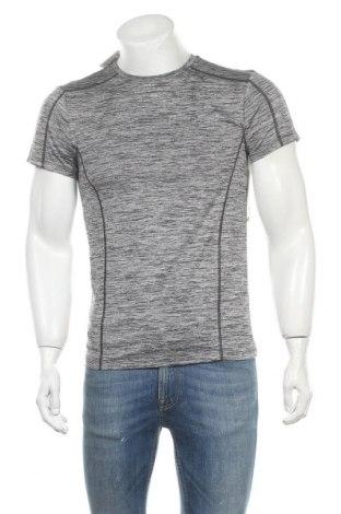 Мъжка тениска Rodeo, Размер S, Цвят Сив, Полиестер, Цена 27,30лв.