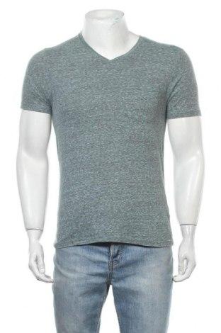 Ανδρικό t-shirt Route 66, Μέγεθος S, Χρώμα Γκρί, 58% βαμβάκι, 42% πολυεστέρας, Τιμή 8,28€