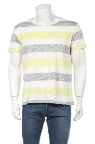 Мъжка тениска Sublevel, Размер XL, Цвят Многоцветен, Памук, Цена 16,07лв.