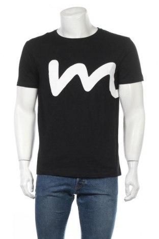 Мъжка тениска Tee Jays, Размер M, Цвят Черен, Памук, Цена 26,25лв.