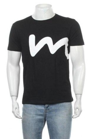 Мъжка тениска Tee Jays, Размер M, Цвят Черен, Памук, Цена 25,20лв.