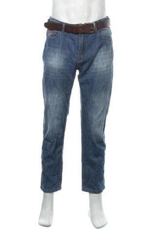 Мъжки дънки Lee Cooper, Размер L, Цвят Син, Памук, Цена 55,50лв.