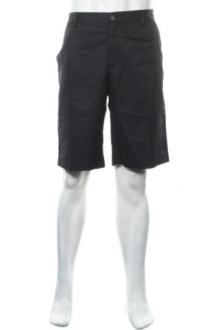 Ανδρικό κοντό παντελόνι Adidas, Μέγεθος L, Χρώμα Μαύρο, Πολυεστέρας, Τιμή 13,64€