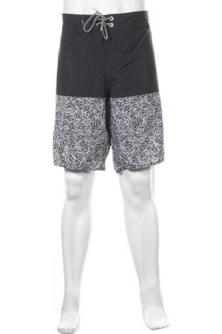 Ανδρικό κοντό παντελόνι Mambo, Μέγεθος XL, Χρώμα Μαύρο, Πολυεστέρας, ελαστάνη, Τιμή 9,25€