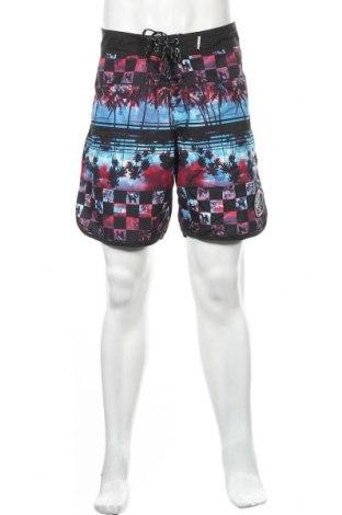 Ανδρικό κοντό παντελόνι Mambo, Μέγεθος L, Χρώμα Πολύχρωμο, Πολυεστέρας, Τιμή 9,25€