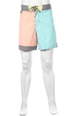 Ανδρικό κοντό παντελόνι Piping Hot, Μέγεθος XL, Χρώμα Πολύχρωμο, Πολυεστέρας, βαμβάκι, ελαστάνη, Τιμή 15,46€