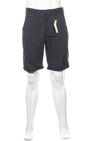Ανδρικό κοντό παντελόνι Red Herring, Μέγεθος L, Χρώμα Μπλέ, Βαμβάκι, Τιμή 24,68€