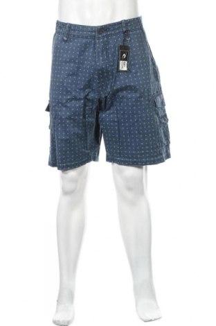 Ανδρικό κοντό παντελόνι Rip Curl, Μέγεθος L, Χρώμα Μπλέ, Βαμβάκι, Τιμή 44,16€