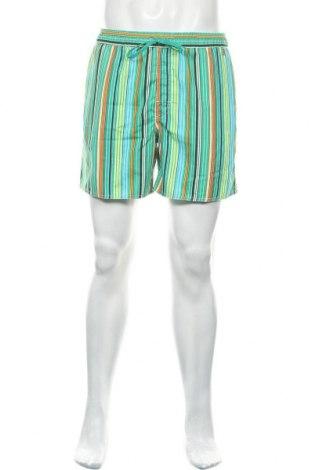 Ανδρικό κοντό παντελόνι Schiesser, Μέγεθος M, Χρώμα Πολύχρωμο, Πολυεστέρας, Τιμή 10,46€