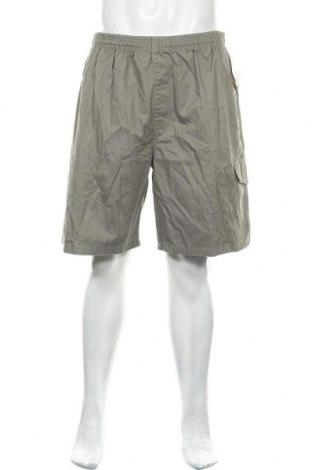 Ανδρικό κοντό παντελόνι Urban Supply, Μέγεθος XL, Χρώμα Πράσινο, Βαμβάκι, Τιμή 7,54€