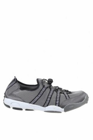 Мъжки обувки, Размер 43, Цвят Сив, Текстил, Цена 32,13лв.
