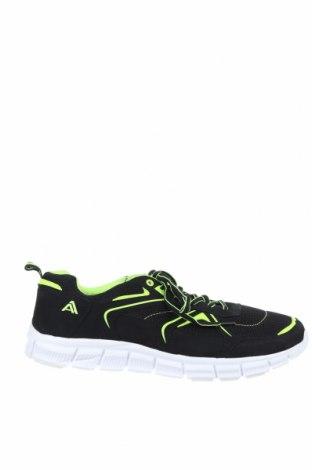 Мъжки обувки, Размер 45, Цвят Черен, Текстил, Цена 30,24лв.