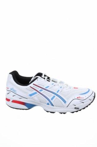 Мъжки обувки ASICS, Размер 48, Цвят Бял, Текстил, Цена 111,75лв.