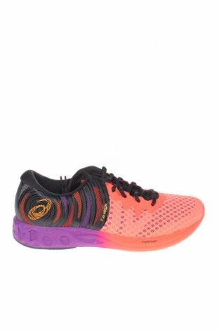 Мъжки обувки ASICS, Размер 45, Цвят Многоцветен, Еко кожа, текстил, полиуретан, Цена 119,25лв.