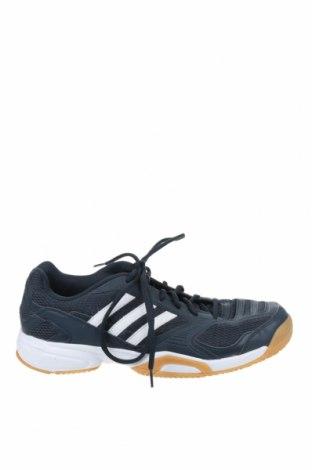 Ανδρικά παπούτσια Adidas, Μέγεθος 44, Χρώμα Μπλέ, Δερματίνη, κλωστοϋφαντουργικά προϊόντα, Τιμή 31,18€