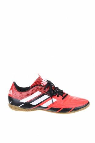 Ανδρικά παπούτσια Adidas, Μέγεθος 44, Χρώμα Κόκκινο, Δερματίνη, Τιμή 23,64€