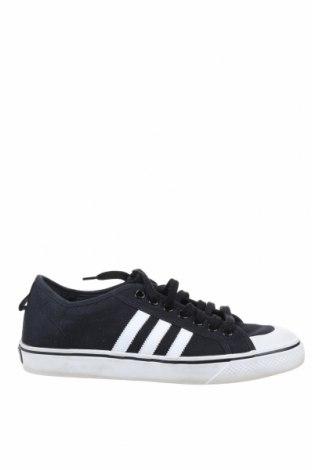 Мъжки обувки Adidas Originals, Размер 44, Цвят Черен, Текстил, Цена 43,47лв.