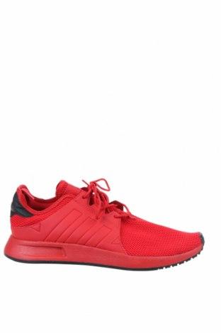 Мъжки обувки Adidas Originals, Размер 44, Цвят Червен, Текстил, Цена 77,70лв.