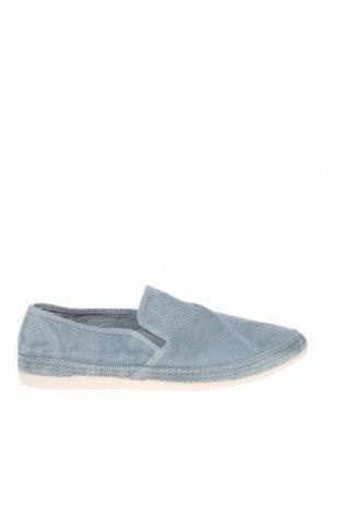 Ανδρικά παπούτσια Brasileras, Μέγεθος 42, Χρώμα Μπλέ, Κλωστοϋφαντουργικά προϊόντα, Τιμή 28,90€