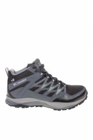 Мъжки обувки Columbia, Размер 41, Цвят Черен, Еко кожа, текстил, полиуретан, Цена 164,25лв.
